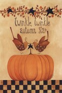 Twinkle, Twinkle Autumn Star