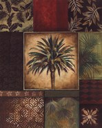 Palm Collage I