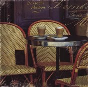 Parisian Cafe I
