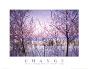 Change - There is Nothing Permanent Except Change