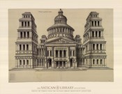Portail de Temple, (The Vatican Collection)
