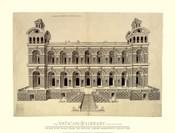 Facade d'un Palais, (The Vatican Collection)