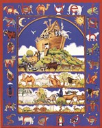 Noah&#39;s Ark Alphabet