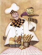 Cheese and Bread Chef