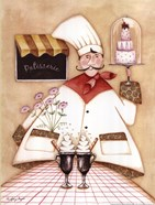 Cake and Coffee Chef