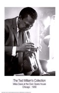 Miles Davis - Civic Opera House  Chicago, 1956