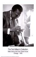 Miles Davis - Civic Opera House  Chicago, 1956