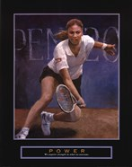 Power - Tennis Player