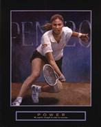 Power - Tennis Player