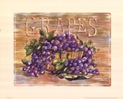 Fruit Stand Grapes