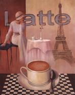 Latte - Paris