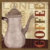 Coffee Pot III