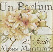 Fleurs and Parfum III