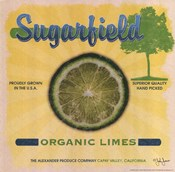 Sugarfield Limes