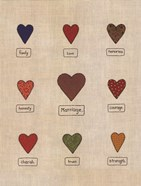 Marriage Hearts