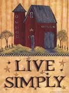 Live Simply Barn