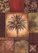 Palm Collage I - petite