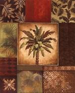 Palm Collage II - petite
