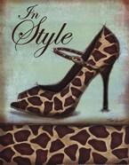 Giraffe Shoe