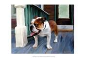 English on Porch