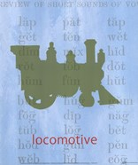 Vintage Toys Locomotive