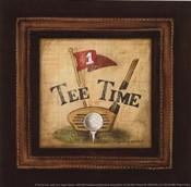 Golf Tee Time - petite