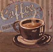 Coffee Brew Sign I - petite