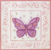 The luntz collection - Butterfly II Size 8x8