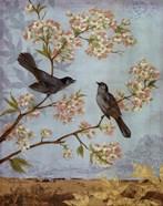 Catbirds & Blooms - mini