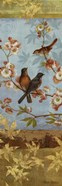 Robins & Blooms Panel