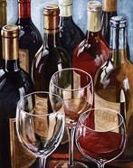 Wine Reflections I - mini