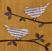 Golden Songbirds II