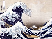 The Wave off Kanagawa