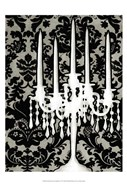 Small Patterned Candelabra I (P)