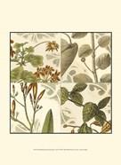 Small Botanical Quadrant I (P)