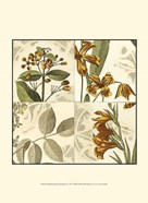 Small Botanical Quadrant IV (P)