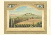 Vineyard Window III