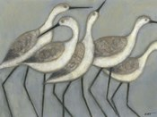 Shore Birds II