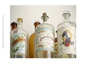 French Perfume Bottles I