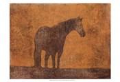 Oxidized Horse I