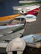 Row Boats III