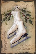 Vintage Ice Skates