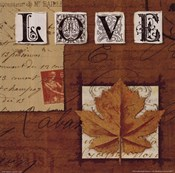 Natures Journal - Love