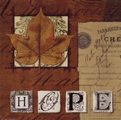 Natures Journal - Hope