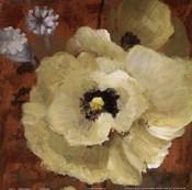 Autumn Poppies II - close up