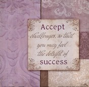 Accept Challenges