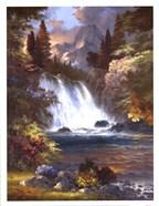 Sunrise Falls