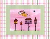 Flyby Fairy - Bird house