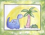 Lil Blue Dino