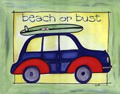 Beach or Bust